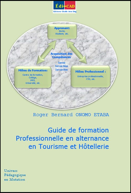 Guide de formation Professionnelle en alternance en Tourisme et Hôtellerie